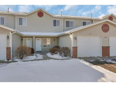 Saint Cloud MN Condo/Townhouse Sold: $98,500