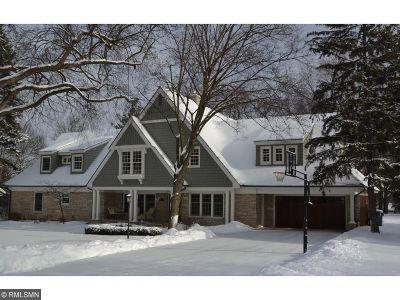 Edina Single Family Home Sold: 4809 W Sunnyslope Road