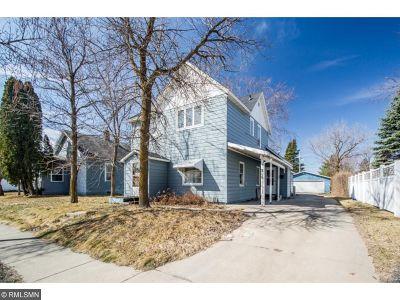 Staples Single Family Home For Sale: 315 6th Street SE