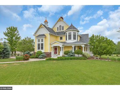Melrose Single Family Home For Sale: 325 Highland Boulevard NE