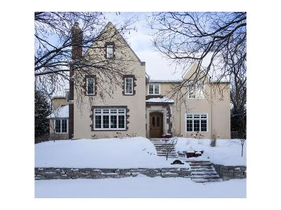 Minneapolis Single Family Home For Sale: 1510 Mount Curve Avenue