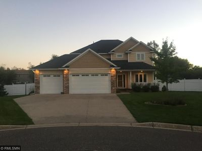 Crystal Single Family Home Sold: 5701 Oregon Court