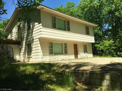 Pillager Single Family Home For Sale: 3361 Crow Wing River Drive SW