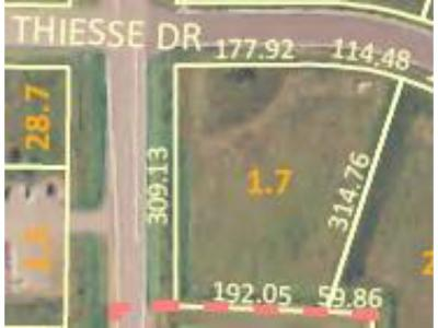 Brainerd Residential Lots & Land For Sale: L1b5 Thiesse Dr