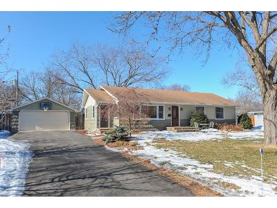 Bloomington MN Single Family Home Sold: $277,000