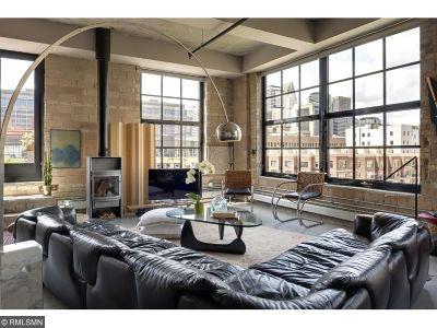 Minneapolis Condo/Townhouse Sold: 117 Portland Avenue #701