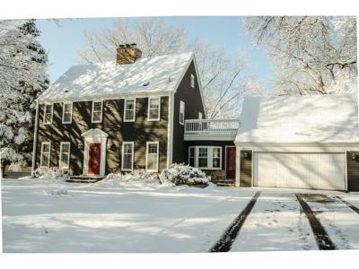 Saint Louis Park Single Family Home Sold: 4711 Cedarwood Road