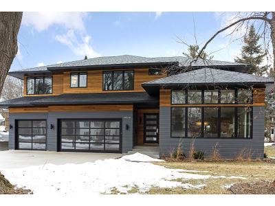 Edina Single Family Home Sold: 3516 W Fuller Street