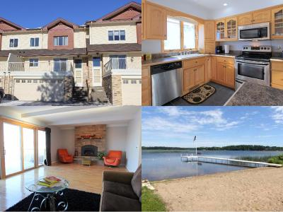East Gull Lake Condo/Townhouse For Sale: 11312 Green Hill Road
