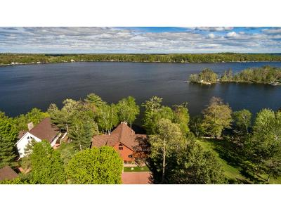 Lake Shore Single Family Home For Sale: 8328 Gullwood Road