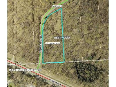 Deerwood Residential Lots & Land For Sale: Xxx Maple Shores Road