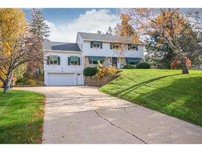 Golden Valley Single Family Home Sold: 209 Parkview Terrace