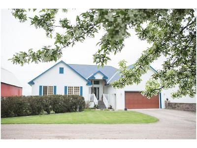 Stearns County Single Family Home For Sale: 20461 County Road 7