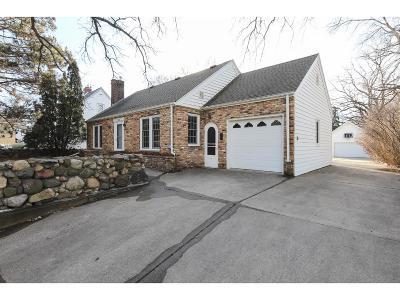 Robbinsdale Single Family Home Sold: 4001 Shoreline Drive