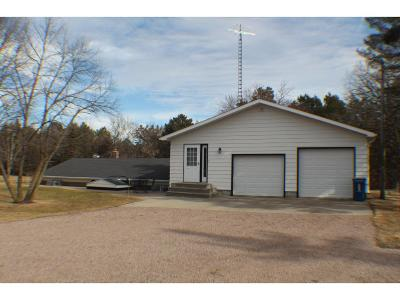 Single Family Home Contingent: 42942 County Road 1