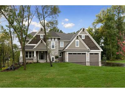Single Family Home For Sale: 4 Lake Court