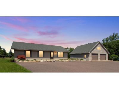 McGregor Single Family Home For Sale: 17298 Goshawk Street