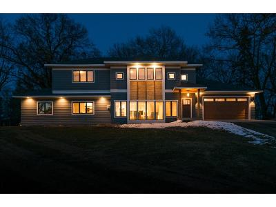 Golden Valley Single Family Home Sold: 130 Westwood Drive N