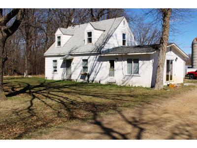 Staples Single Family Home For Sale: 45086 County 9