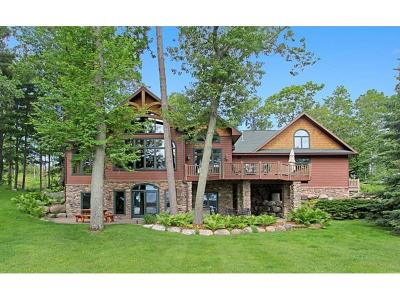 East Gull Lake Single Family Home For Sale: 10901 Pine Beach Peninsula Road