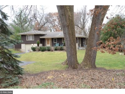 Saint Louis Park Single Family Home Sold: 4319 Cedar Lake Road S