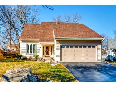 Robbinsdale Single Family Home Sold: 4425 Shoreview Road