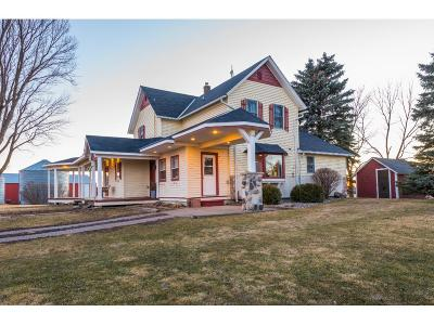 Mayer Single Family Home For Sale: 16820 County Road 122