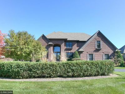 Edina Single Family Home Sold: 4811 Bywood Street W