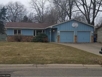 Anoka Single Family Home For Sale: 2807 9th Avenue