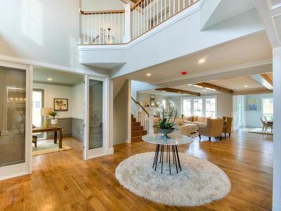 Edina Single Family Home Sold: 5713 View Lane