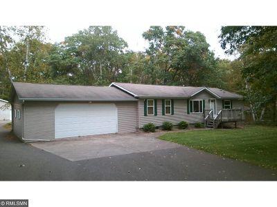 Crosslake Single Family Home For Sale: 14288 Shafer Road