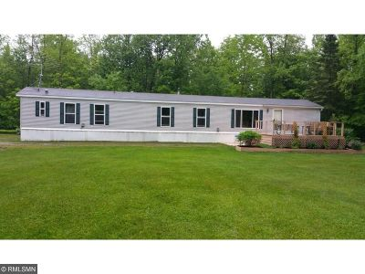 Aitkin Single Family Home For Sale: 36298 437th Lane