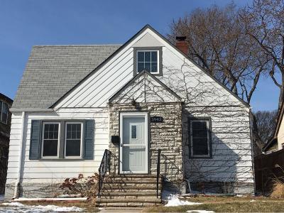 Minneapolis Single Family Home Sold: 3943 Washburn Avenue N