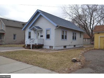 Single Family Home Sold: 1211 1st Street N