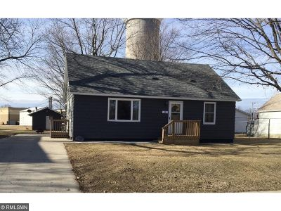 Melrose MN Single Family Home Sold: $124,900