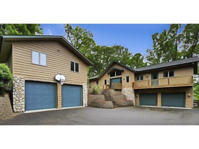 Lake Shore Single Family Home For Sale: 8640 Birchwood Hills Road