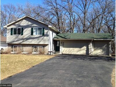 Zimmerman MN Single Family Home Sold: $187,000