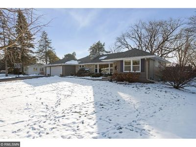 Golden Valley Single Family Home Sold: 125 Westwood Drive N