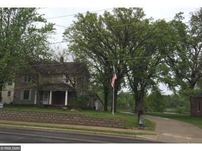 Melrose Single Family Home For Sale: 23 Riverside Avenue NE