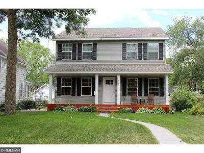 Robbinsdale Single Family Home Sold: 4023 Quail Avenue N
