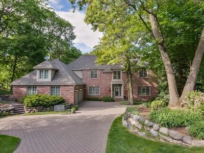 Eden Prairie Single Family Home For Sale: 10984 Chapman Point