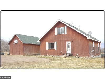 Milaca MN Single Family Home Sold: $157,000