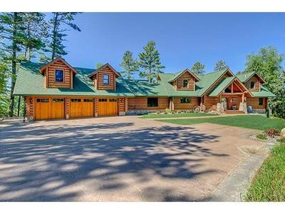 Itasca County Single Family Home For Sale: 36394 Christmas Point Trail