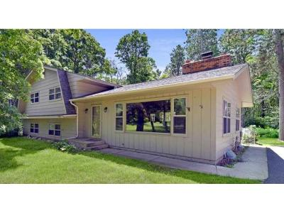 Crosslake Single Family Home For Sale: 13717 E Shore Road