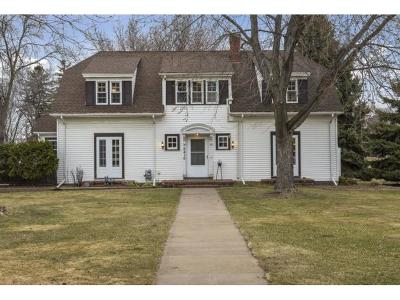 Crystal Single Family Home Sold: 5410 Fairview Avenue N