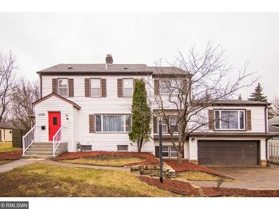 Crystal Single Family Home Sold: 4529 Zane Avenue N