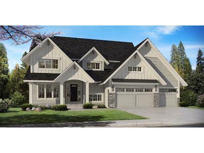 Blaine Single Family Home For Sale: 3141 130th Lane NE