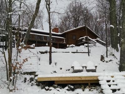 Single Family Home For Sale: 13050 W Preston Trail
