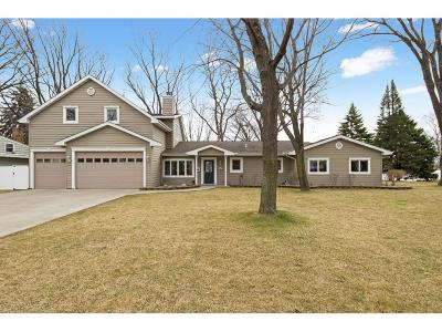 Crystal Single Family Home Sold: 5630 Twin Lake Terrace N