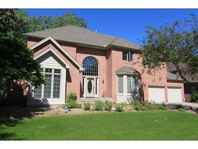 Eagan Single Family Home For Sale: 4291 Hawksbury Circle
